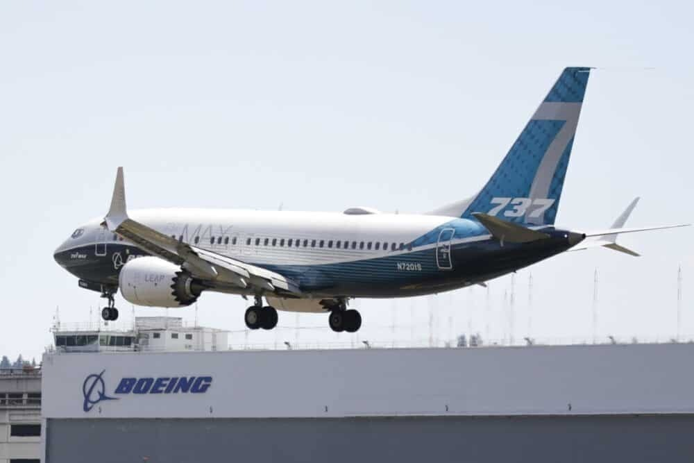 EASA is preparing to test the Boeing 737 MAX in Vancouver