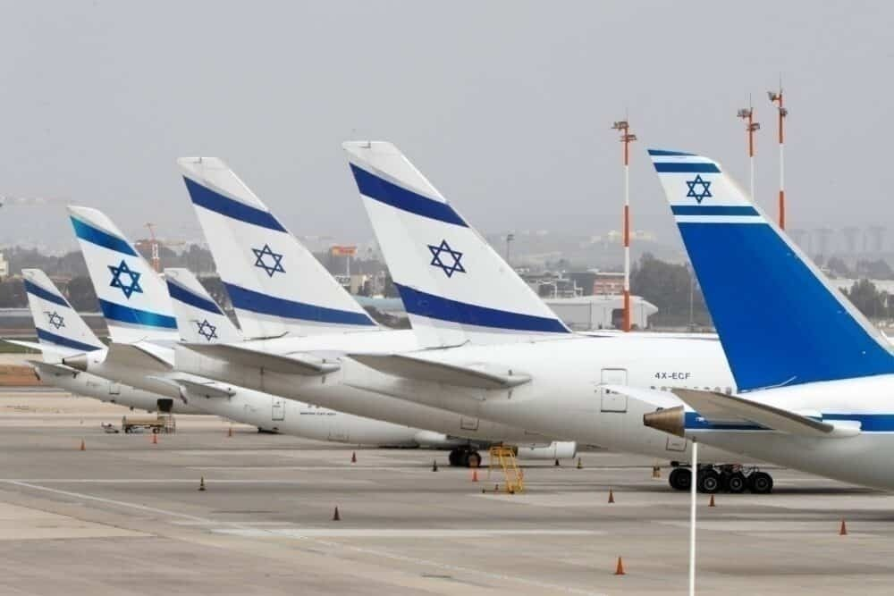 El Al restarted passenger and cargo flights earlier this month after suspending operations in May.