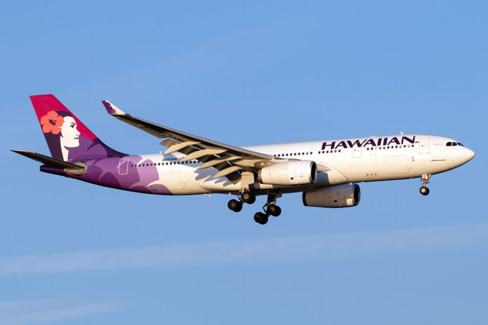 Hawaiian Airlines will restart flights between Boston and Honolulu this December. Photo: Vincenzo Pace | JFKJets.com