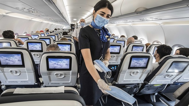 Airline HEALTH AND SAFETY MEASURES